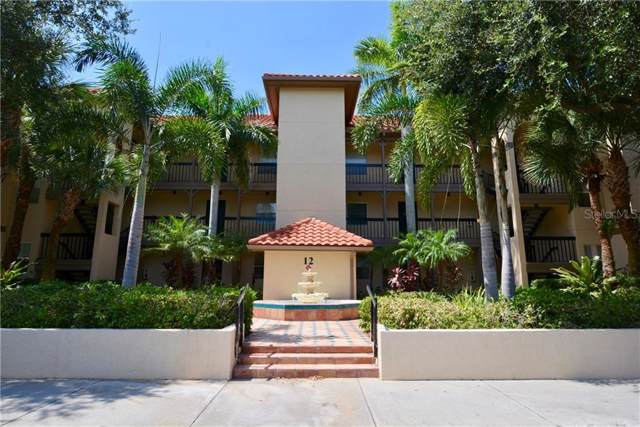 2400 Feather Sound Drive #1214, Clearwater, FL 33762 (MLS #T3197857) :: Team Borham at Keller Williams Realty