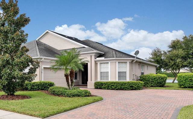 3903 Fawnmist Drive, Wesley Chapel, FL 33544 (MLS #T3197875) :: Griffin Group