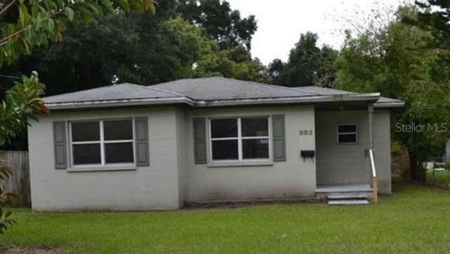 803 E Osborne Avenue, Tampa, FL 33603 (MLS #T3198111) :: Team Borham at Keller Williams Realty
