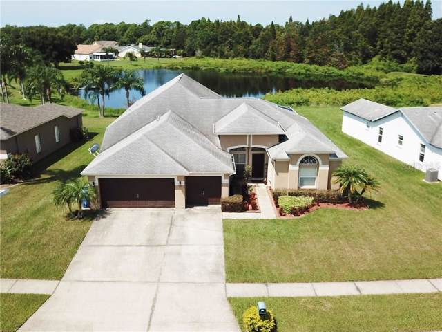 10517 Anglecrest Drive, Riverview, FL 33569 (MLS #T3198196) :: Rabell Realty Group