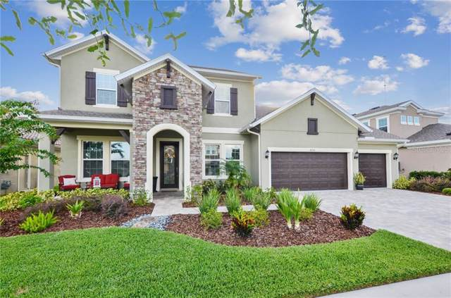 6211 Knob Tree Drive, Lithia, FL 33547 (MLS #T3198218) :: Team Bohannon Keller Williams, Tampa Properties