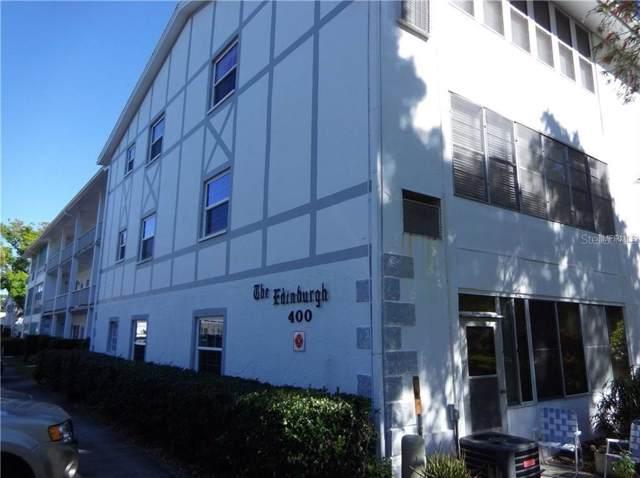 400 Glennes Lane #208, Dunedin, FL 34698 (MLS #T3198315) :: Team 54