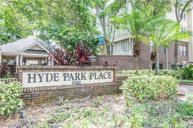 1000 W Horatio Street #203, Tampa, FL 33606 (MLS #T3198333) :: Griffin Group