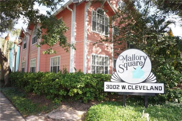 3002 W Cleveland Street B10, Tampa, FL 33609 (MLS #T3198348) :: Baird Realty Group