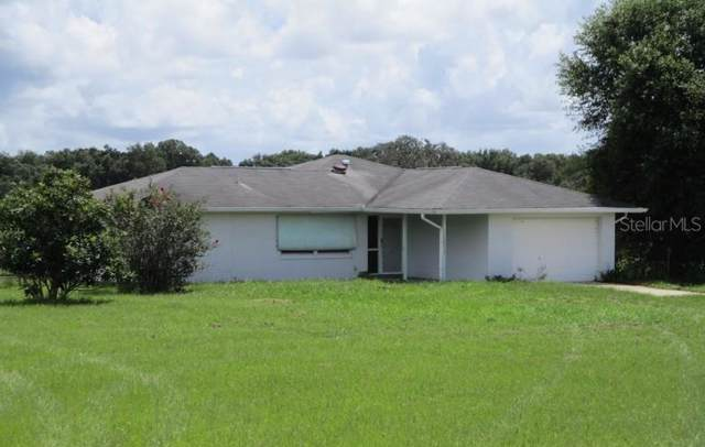 26743 Mondon Hill Road, Brooksville, FL 34601 (MLS #T3198508) :: Godwin Realty Group