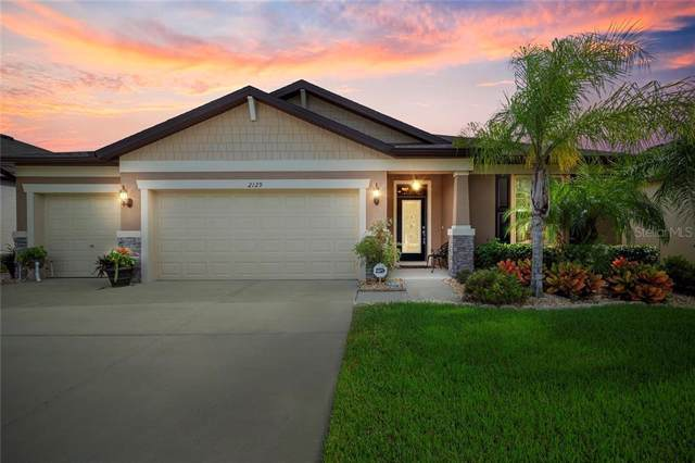 2129 Landside Drive, Valrico, FL 33594 (MLS #T3198513) :: The Duncan Duo Team