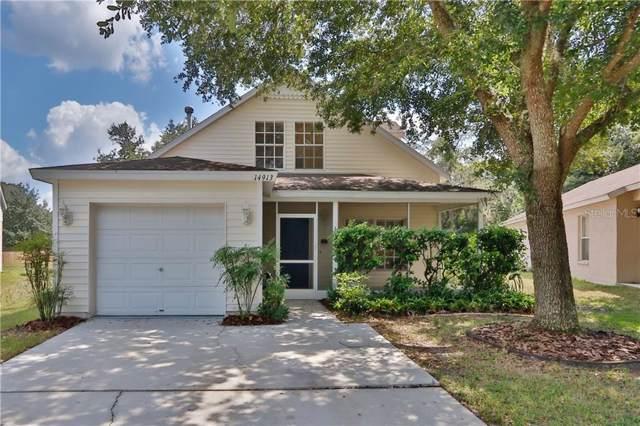 14913 Stag Creek Circle, Lutz, FL 33559 (MLS #T3198636) :: Team Bohannon Keller Williams, Tampa Properties