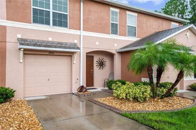2806 Birchcreek Drive, Wesley Chapel, FL 33544 (MLS #T3198651) :: GO Realty