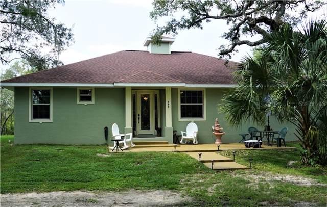 8115 SW Merry Drive, Arcadia, FL 34269 (MLS #T3198795) :: 54 Realty
