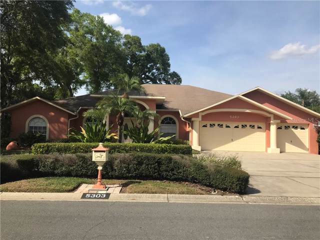 5303 Redfield Lane, Tampa, FL 33624 (MLS #T3198818) :: White Sands Realty Group