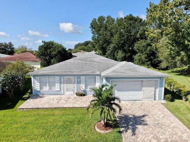 11211 Corey Pavin Lane, San Antonio, FL 33576 (MLS #T3198913) :: Delgado Home Team at Keller Williams