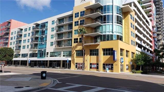 1120 E Kennedy Boulevard #318, Tampa, FL 33602 (MLS #T3198920) :: The Nathan Bangs Group