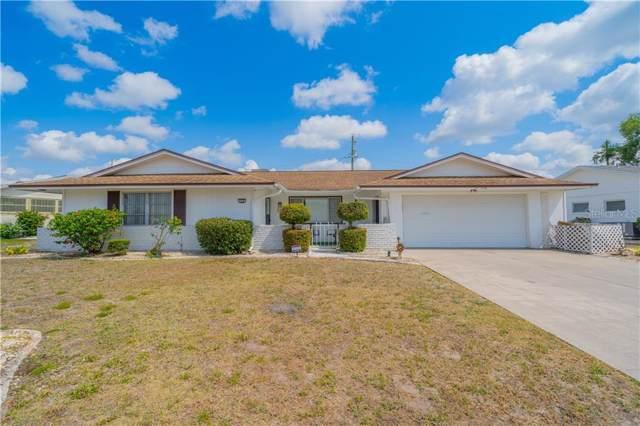 716 Fox Hills Drive, Sun City Center, FL 33573 (MLS #T3198938) :: Florida Real Estate Sellers at Keller Williams Realty