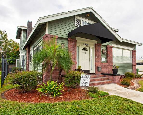 1905 W Cass Street, Tampa, FL 33606 (MLS #T3198990) :: Cartwright Realty