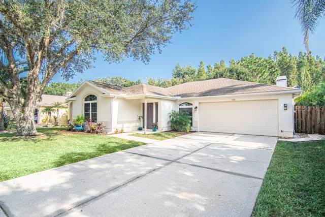 1216 Cord Grass Court, Wesley Chapel, FL 33543 (MLS #T3198994) :: Rabell Realty Group