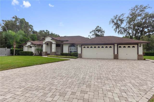 17401 Mary Charlotte Place, Lutz, FL 33549 (MLS #T3199040) :: Team Bohannon Keller Williams, Tampa Properties