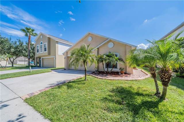 10430 Opus Drive, Riverview, FL 33579 (MLS #T3199056) :: The Nathan Bangs Group