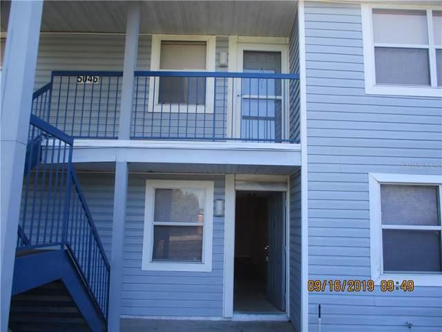 5046 Terrace Palms Circle #101, Tampa, FL 33617 (MLS #T3199076) :: Cartwright Realty