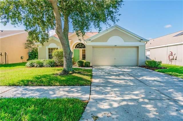 907 Ridge Haven Drive, Brandon, FL 33511 (MLS #T3199102) :: KELLER WILLIAMS ELITE PARTNERS IV REALTY