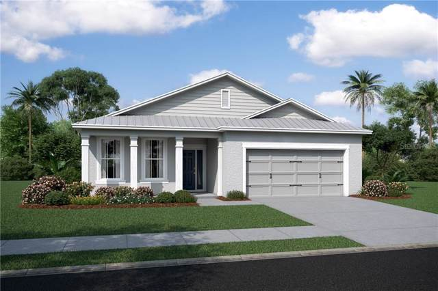 11614 Tetrafin Drive #1022, Riverview, FL 33579 (MLS #T3199150) :: The Nathan Bangs Group