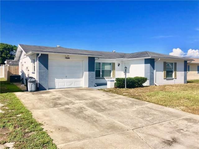 7605 Hawthorn Drive, Port Richey, FL 34668 (MLS #T3199199) :: Kendrick Realty Inc