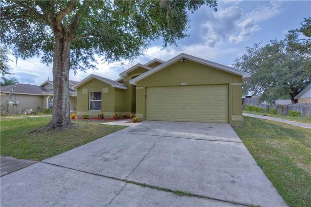 1849 Tinker Drive, Lutz, FL 33559 (MLS #T3199222) :: Rabell Realty Group