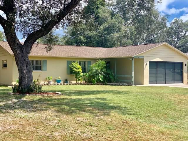 118 Rosedale Avenue, Spring Hill, FL 34606 (MLS #T3199238) :: Team 54