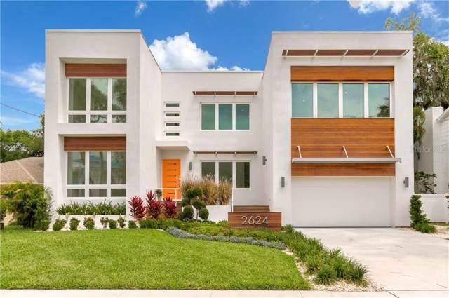 2624 N Dundee Street, Tampa, FL 33629 (MLS #T3199244) :: Ideal Florida Real Estate