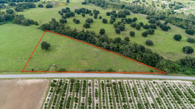 Cox Road, Bartow, FL 33830 (MLS #T3199303) :: Cartwright Realty