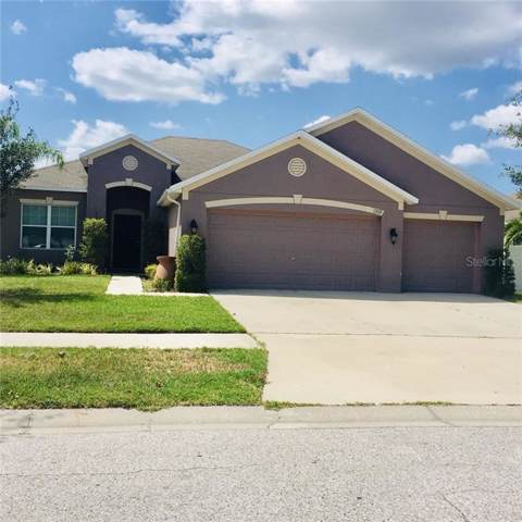 13113 Graham Yarden Drive, Riverview, FL 33579 (MLS #T3199354) :: Rabell Realty Group