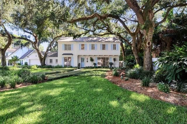416 S Shore Crest Drive, Tampa, FL 33609 (MLS #T3199356) :: Andrew Cherry & Company