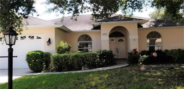 4899 Oak Pointe Way, Sarasota, FL 34233 (MLS #T3199417) :: Sarasota Home Specialists