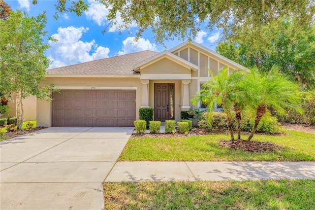 2918 Winglewood Circle, Lutz, FL 33558 (MLS #T3199471) :: Burwell Real Estate
