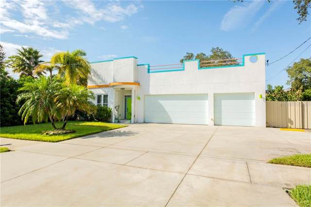 1602 Tallahassee Drive, Tarpon Springs, FL 34689 (MLS #T3199552) :: The Light Team