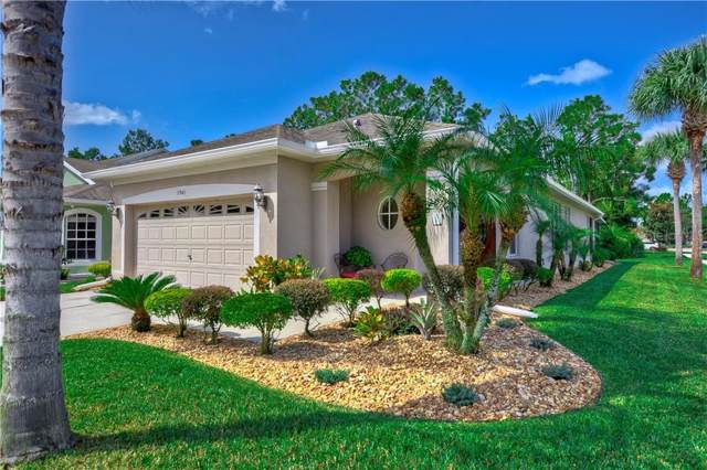 7945 Foxgrove Drive, Land O Lakes, FL 34637 (MLS #T3199554) :: Delgado Home Team at Keller Williams