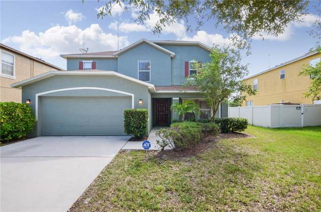 10332 Frog Pond Drive, Riverview, FL 33569 (MLS #T3199601) :: Rabell Realty Group