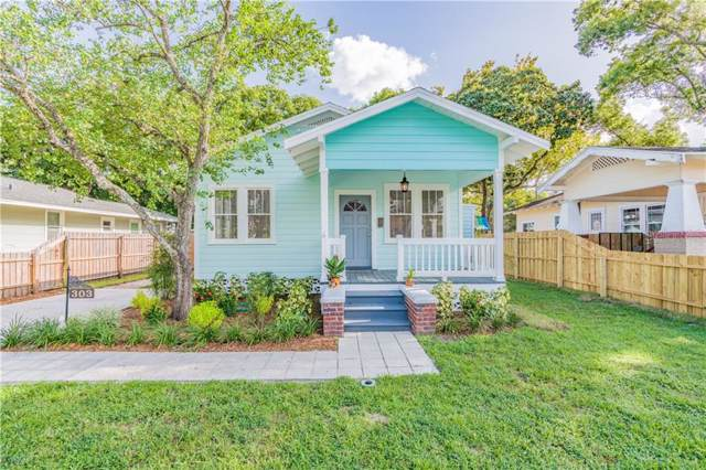 303 E North Street, Tampa, FL 33604 (MLS #T3199613) :: The Duncan Duo Team