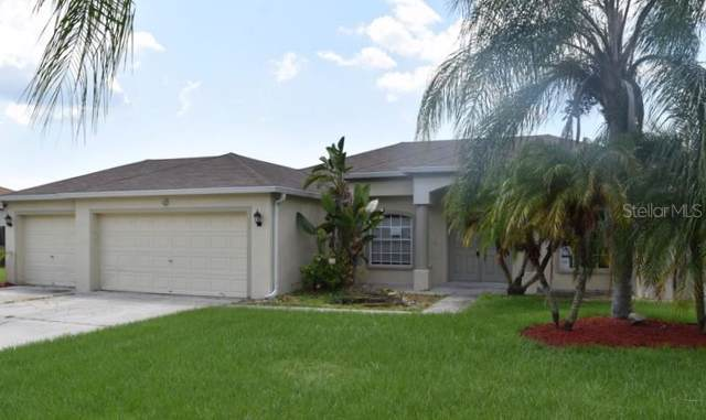6633 Clair Shore Drive, Apollo Beach, FL 33572 (MLS #T3199618) :: The Light Team