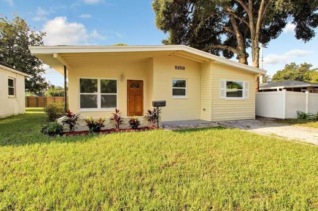 5158 6TH Avenue N, St Petersburg, FL 33710 (MLS #T3199643) :: Alpha Equity Team