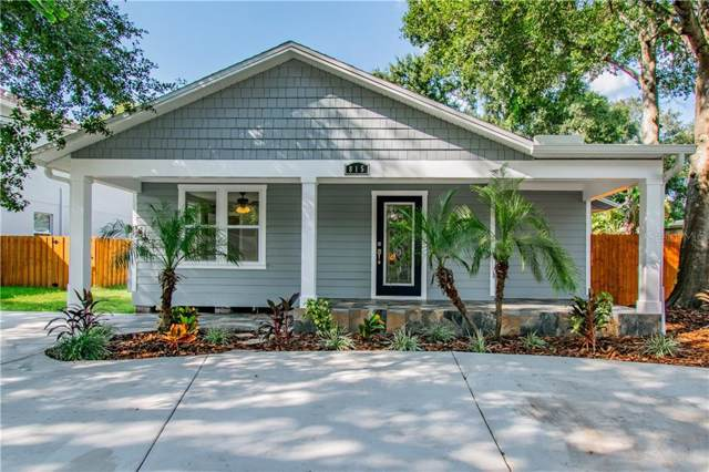 815 W Woodlawn Avenue, Tampa, FL 33603 (MLS #T3199658) :: Burwell Real Estate