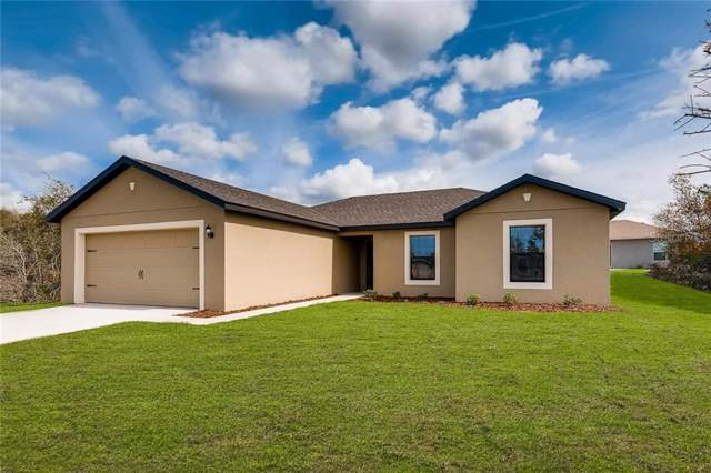 1163 Moyle Way, Mascotte, FL 34753 (MLS #T3199670) :: Burwell Real Estate