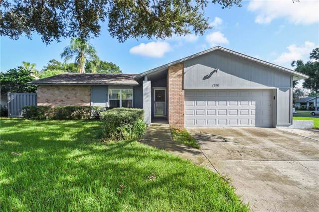 1796 Ranchwood Drive S, Dunedin, FL 34698 (MLS #T3199691) :: Paolini Properties Group