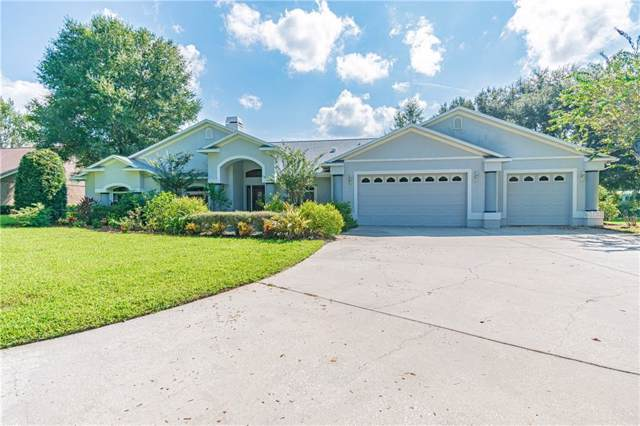 420 Loch Devon Drive, Lutz, FL 33548 (MLS #T3199717) :: Delgado Home Team at Keller Williams
