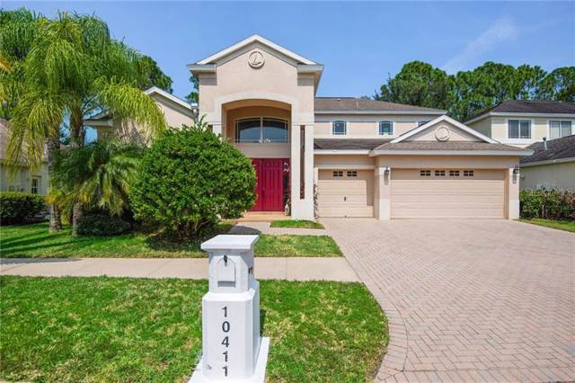 10411 Canary Isle Drive, Tampa, FL 33647 (MLS #T3199733) :: Team Bohannon Keller Williams, Tampa Properties