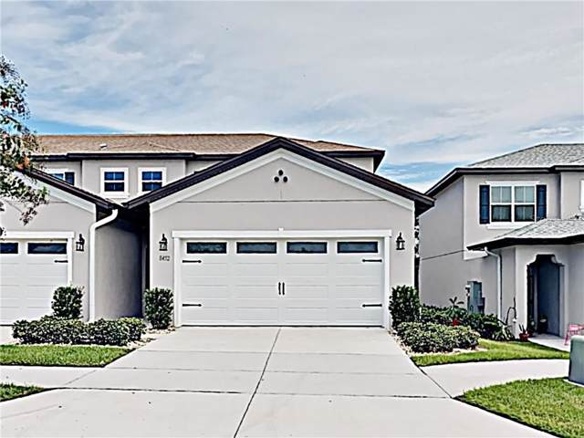 8452 Magnificent Lane, Groveland, FL 34736 (MLS #T3199754) :: The Light Team