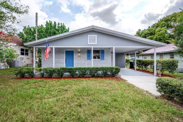 1013 E 28TH Avenue, Tampa, FL 33605 (MLS #T3199794) :: The Duncan Duo Team