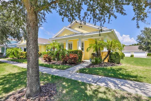 5316 Golden Isles Drive, Apollo Beach, FL 33572 (MLS #T3199822) :: Team Borham at Keller Williams Realty
