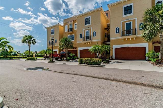6408 Mayra Shores Lane, Apollo Beach, FL 33572 (MLS #T3199840) :: The Light Team
