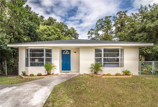 1712 SE Lambright Street, Tampa, FL 33610 (MLS #T3199855) :: GO Realty