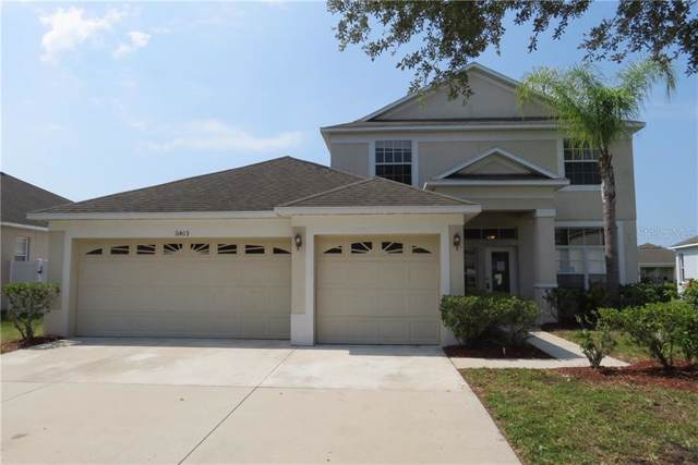11403 Callaway Pond Drive, Riverview, FL 33579 (MLS #T3200041) :: The Light Team